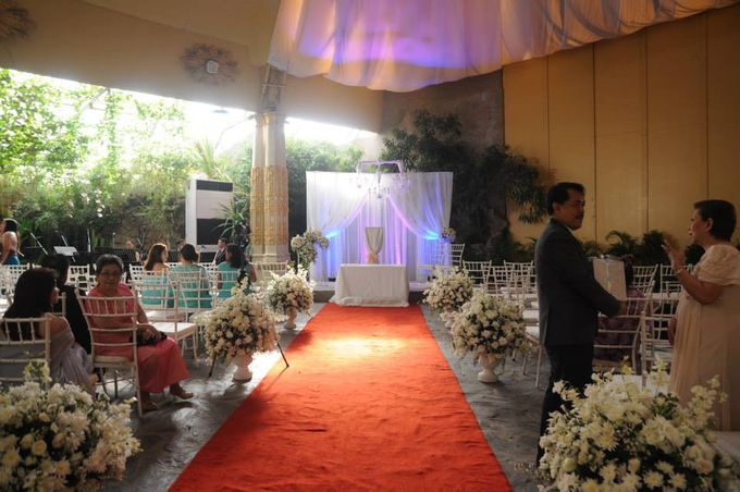 Ceremony by Josiah's Catering - 001