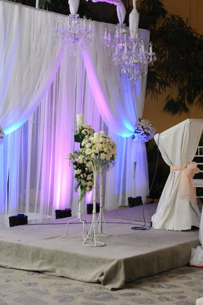 Ceremony by Josiah's Catering - 002