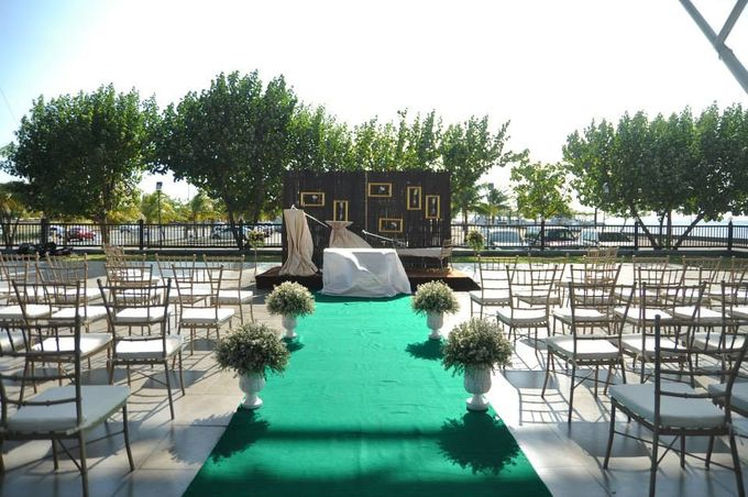 Ceremony by Josiah's Catering - 003