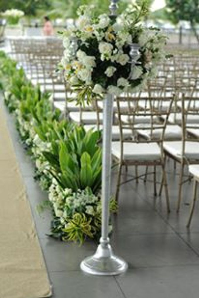 Ceremony by Josiah's Catering - 006
