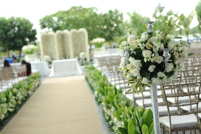 Ceremony by Josiah's Catering - 007
