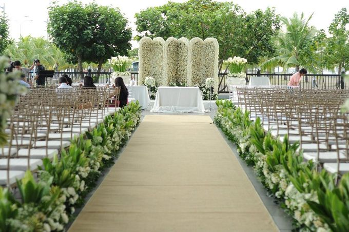 Ceremony by Josiah's Catering - 008