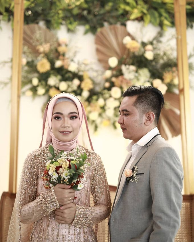 Marriage of Yuda & Mila by Alulla Bride - 001