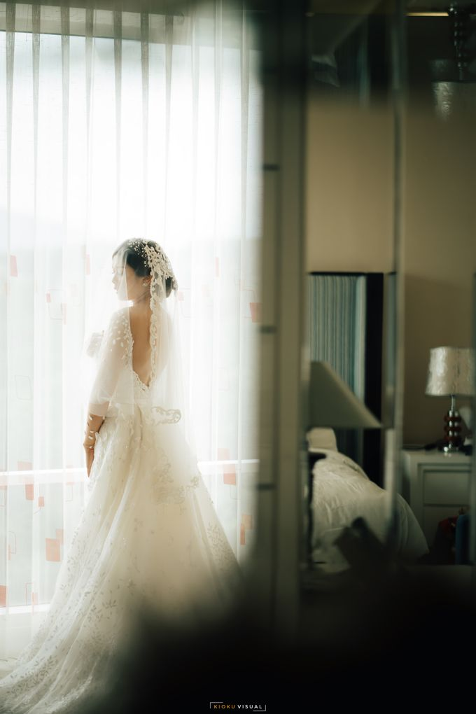 The Wedding Of Christian and Claudia by Kate Bridal and Couture - 008