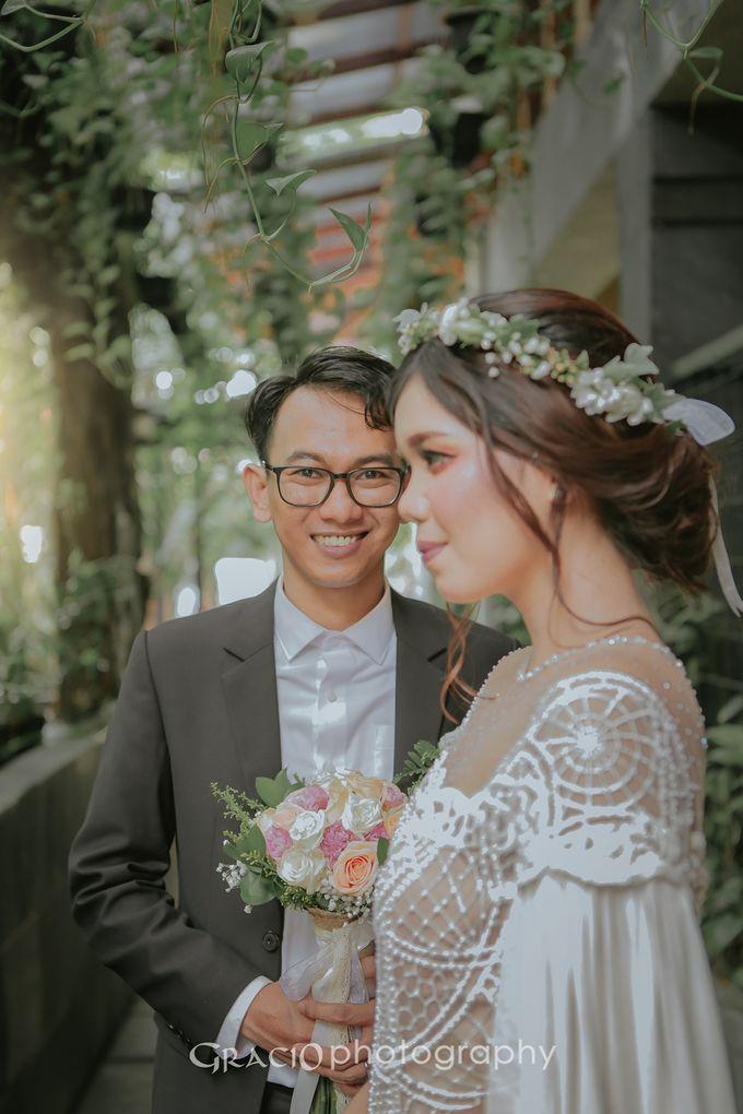 Wedding Isna & Aries by Gracio Photography - 006