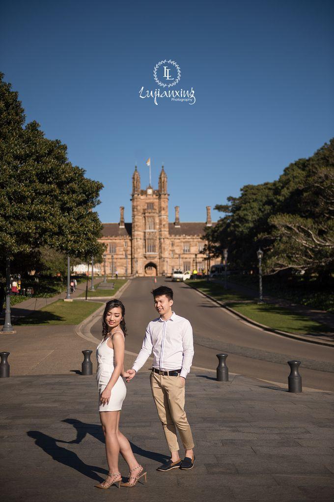 Australia Pre Wedding by Lavio Photography & Cinematography - 002