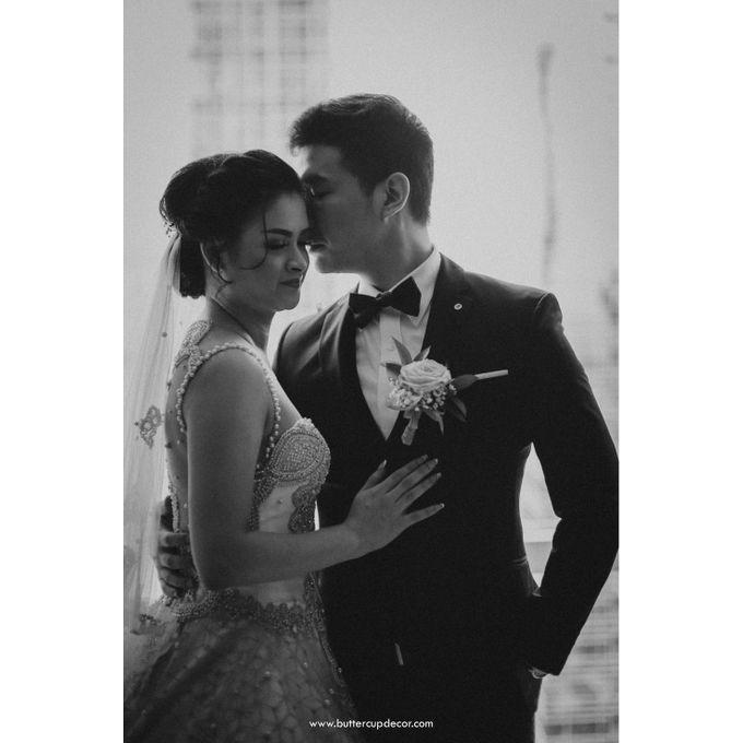 Ardi Monic Wedding by Tracy Bridal House - 002