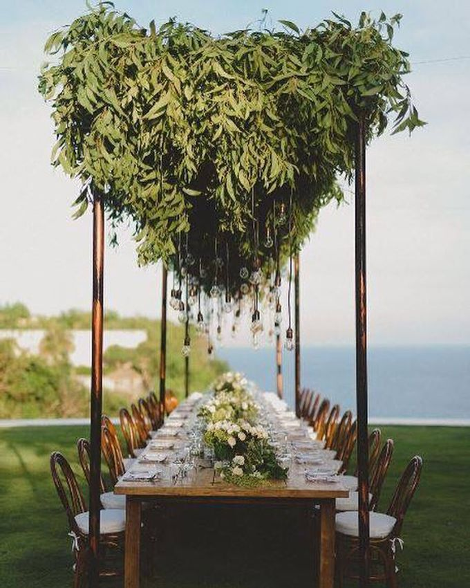 An Elegant and Enchanted Tropical Wedding Theme by WiB flowers - 003
