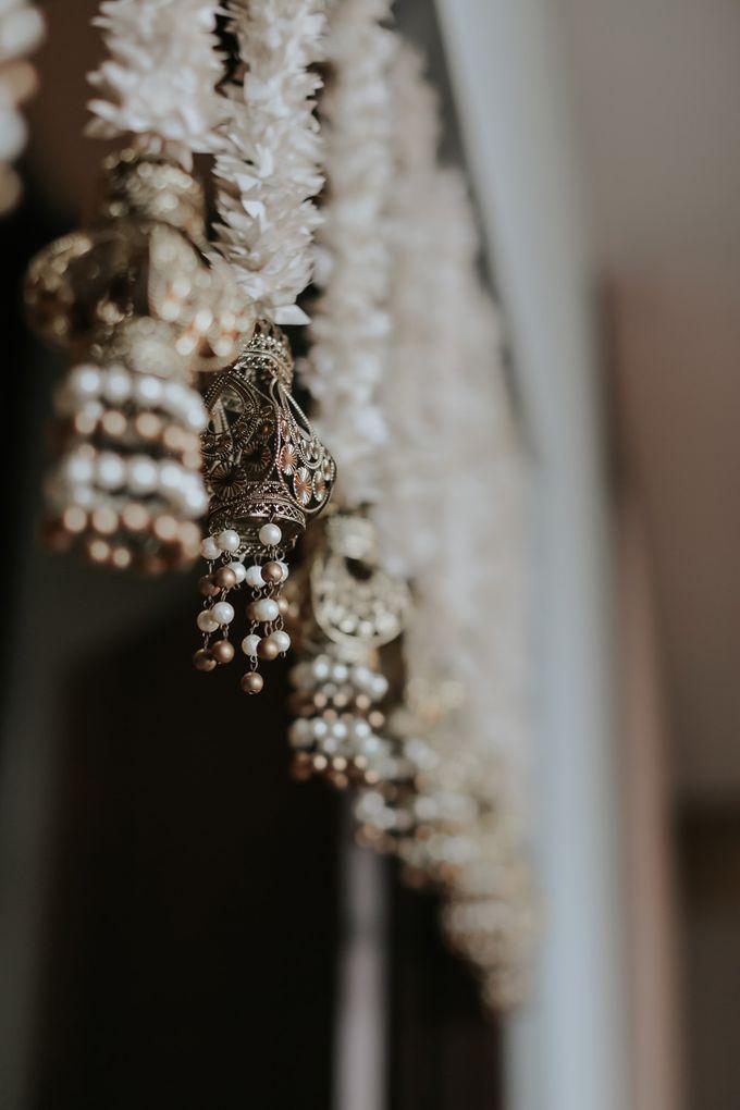 Gopal & Tripti Wedding Day 2 by InterContinental Bandung Dago Pakar - 005
