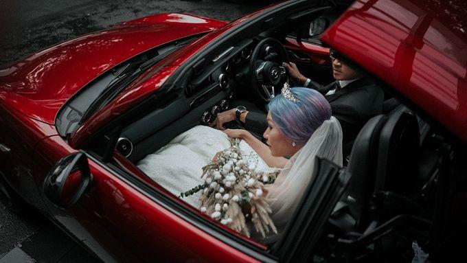 The Wedding of Raven & Jessica by Memoira Studio - 001