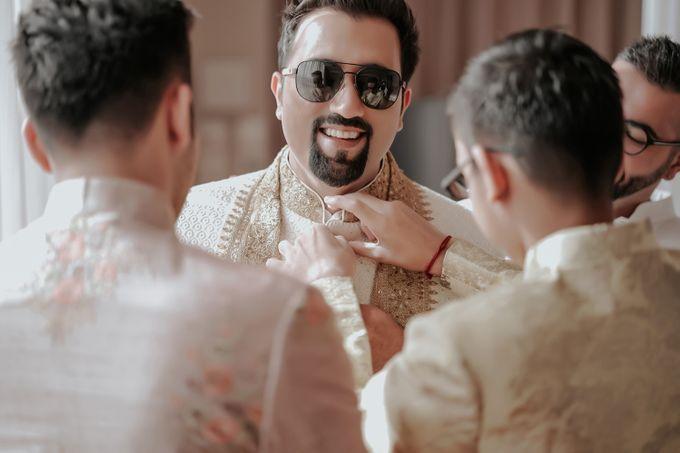Gopal & Tripti Wedding day 3 by InterContinental Bandung Dago Pakar - 012