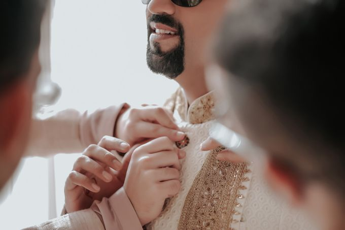 Gopal & Tripti Wedding day 3 by InterContinental Bandung Dago Pakar - 013