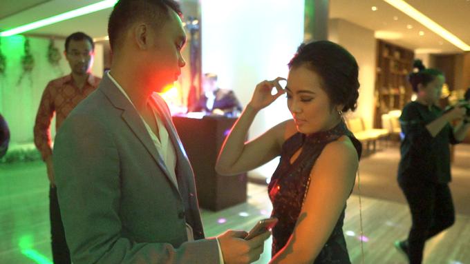 Hyatt OnFive Micro Wedding Dhea & Ramda by diskodiwedding - 004