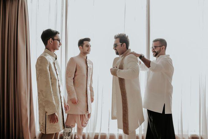 Gopal & Tripti Wedding day 3 by InterContinental Bandung Dago Pakar - 016