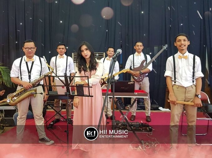 Wedding Reception Events (The Band) by Hi! Music Entertainment - 029
