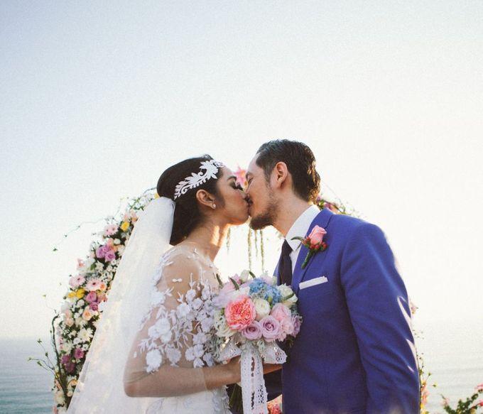 Intan Ayu & Olaf Wedding by Ray Aloysius Photography - 039