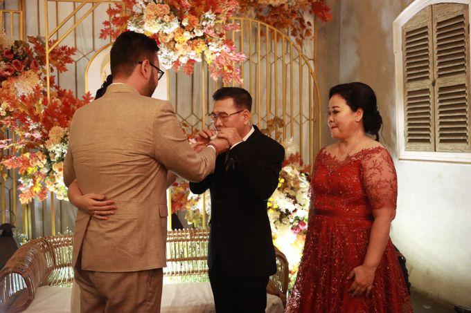 MC Wedding Intimate at Blue Jasmine Jakarta - Anthony Stevven by Anthony Stevven - 014