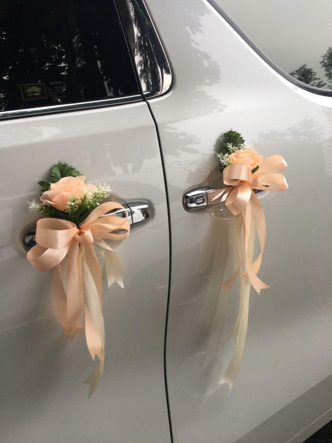 Ecclesia & Ria wedding 2 Nov 2019 by Velvet Car Rental - 004