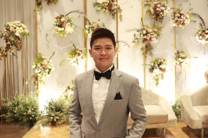 MC Intimate Wedding Glass House Ritz Carlton Pacific Place  - Anthony Stevven by Anthony Stevven - 012