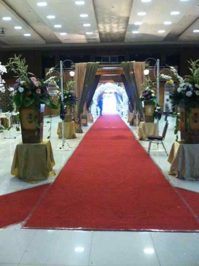 sheilla hazyah wedding day by Link Wedding Planner - 006