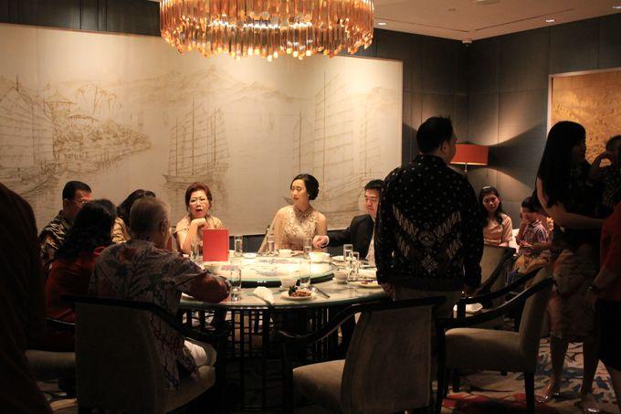 MC Sangjit Li Feng Mandarin Hotel Jakarta - Anthony Stevven by Mandarin Oriental, Jakarta - 002