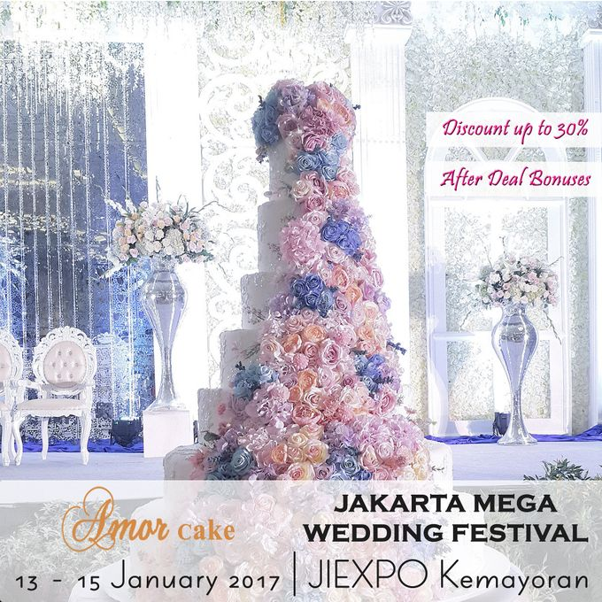 Wedding Expo and Promotion by Amor Cake - 010