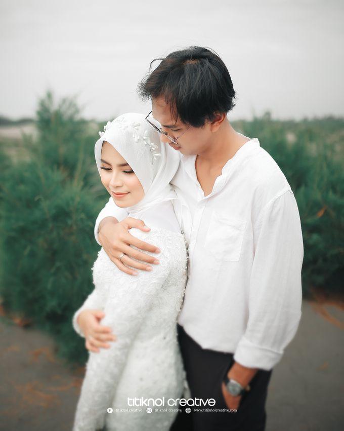 Prewedding Fira + Fachri by Titiknol Creative - 007