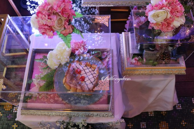 Agustinus & Calista's Engagement by Buttercup Decoration - 006