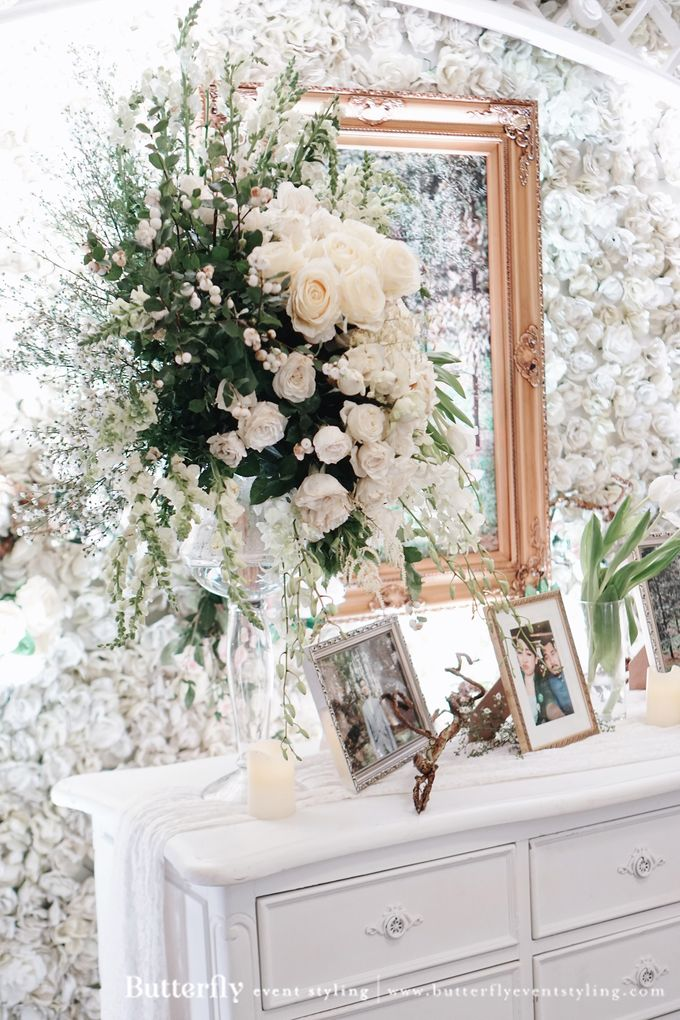 The Wedding of Hananto & Choerunissa by Butterfly Event Styling - 013