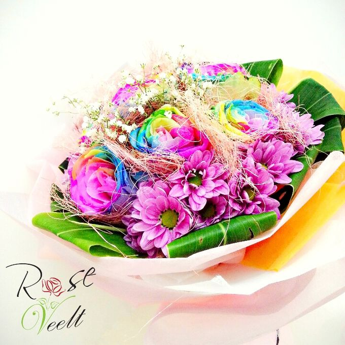 Over the Rainbow by Roseveelt Florist - 003