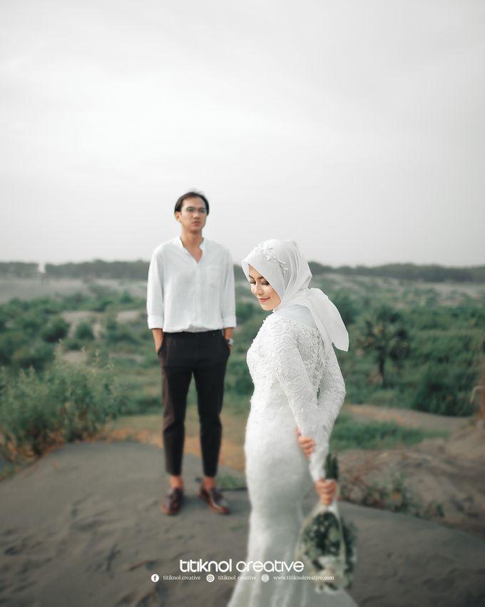 Prewedding Fira + Fachri by Titiknol Creative - 008