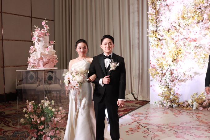 MC Teapai and New Normal Intimate Wedding Fairmont Hotel Jakarta - Anthony Stevven by Anthony Stevven - 028