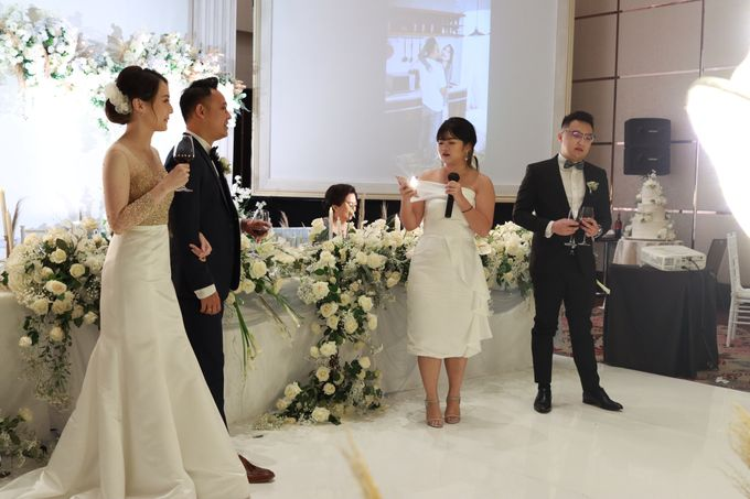 MC Wedding Intimate Fairmont Jakarta - Anthony Stevven by Anthony Stevven - 037