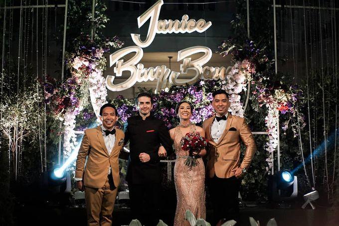 Wedding of JANICE & BINGBANG by Hotel Majapahit - 001