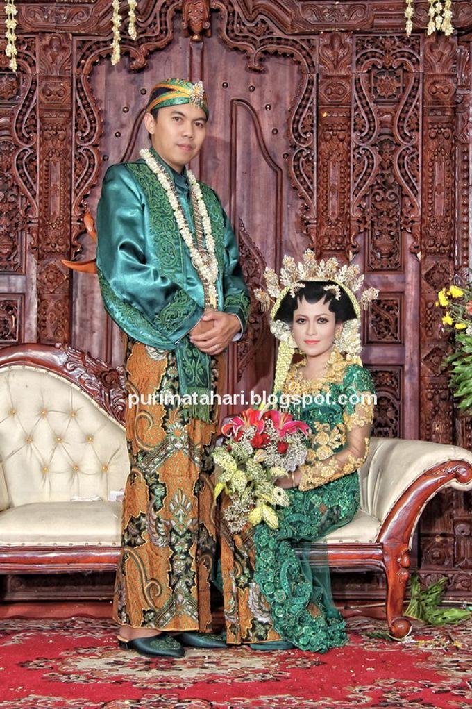 Pengantin Jawa by Puri Matahari Rias Pengantin - 004