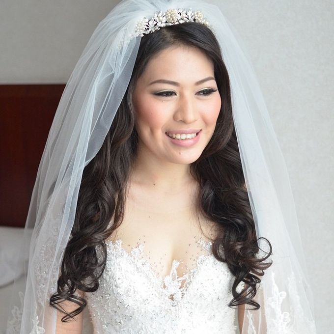 Bridal Make Up by Mimi kwok makeup artist - 007