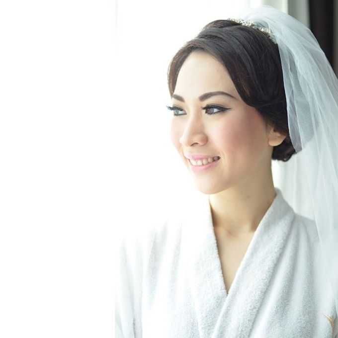 Bridal Make Up by Mimi kwok makeup artist - 008