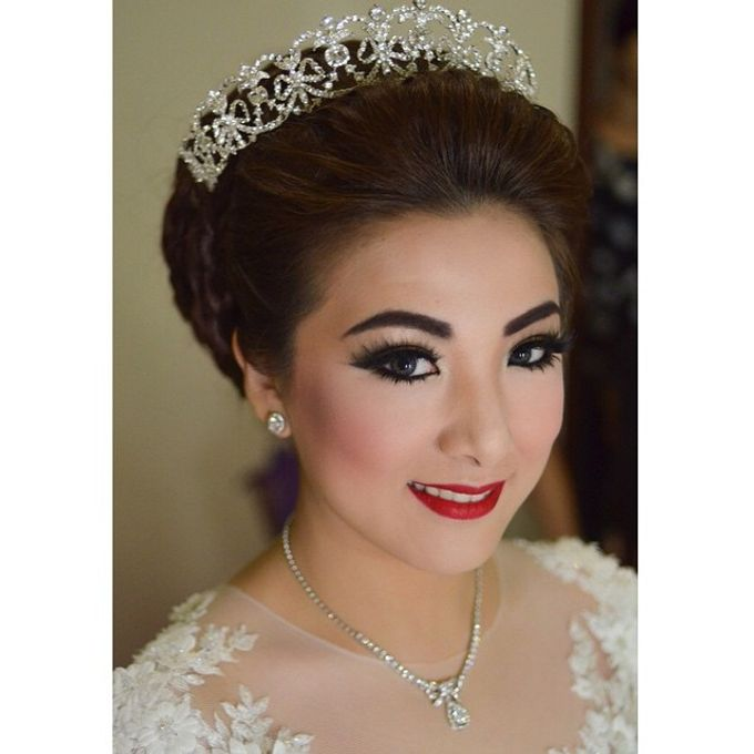 Bridal Make Up by Mimi kwok makeup artist - 009