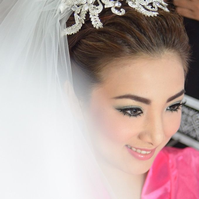 Bridal Make Up by Mimi kwok makeup artist - 010