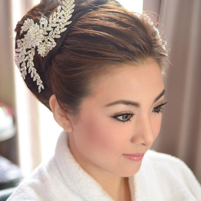 Bridal Make Up by Mimi kwok makeup artist - 011