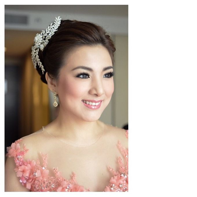 Bridal Make Up by Mimi kwok makeup artist - 012