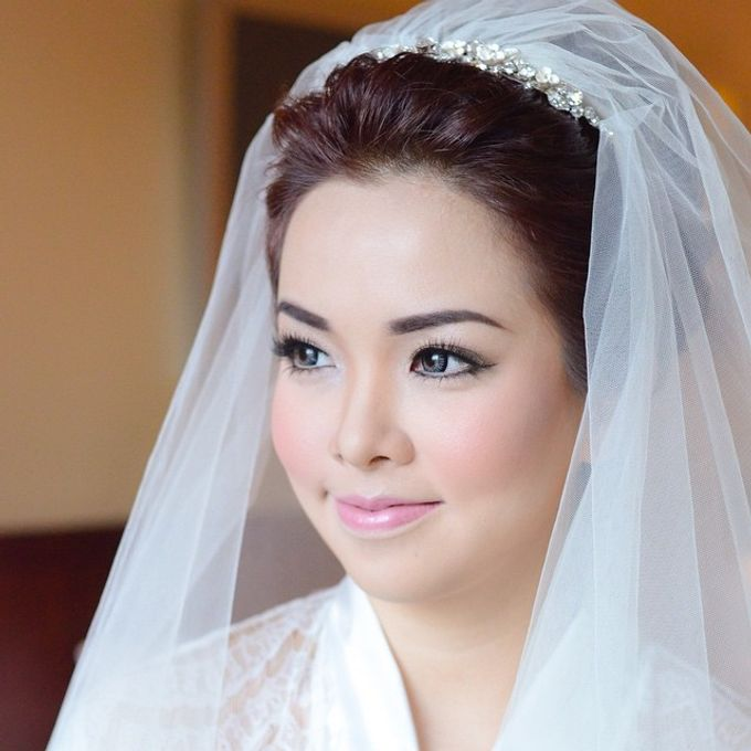 Bridal Make Up by Mimi kwok makeup artist - 014