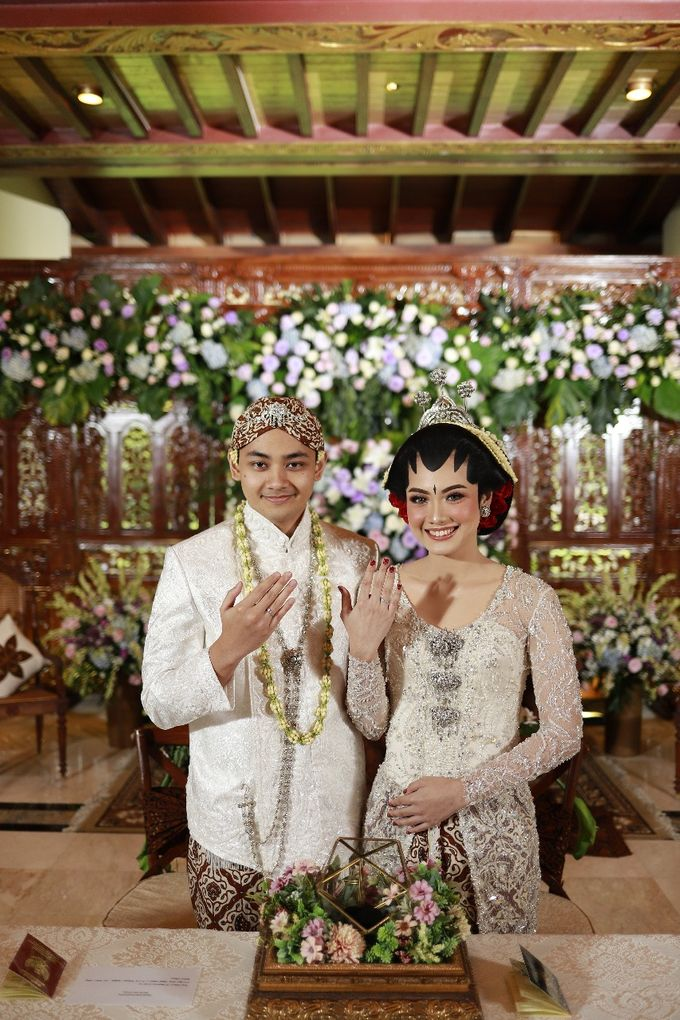The wedding of Nissa Claudya by The Sultan Hotel & Residence Jakarta - 008