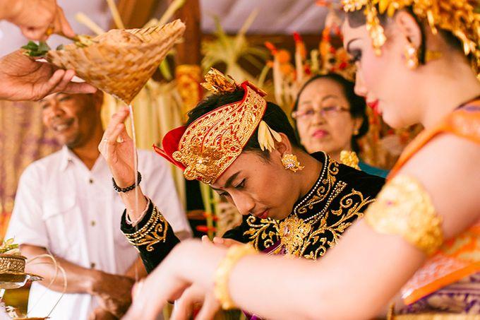 A.A GD Alit Kresna sanjaya & A.A istri kartika sari by Maknaportraiture - 013