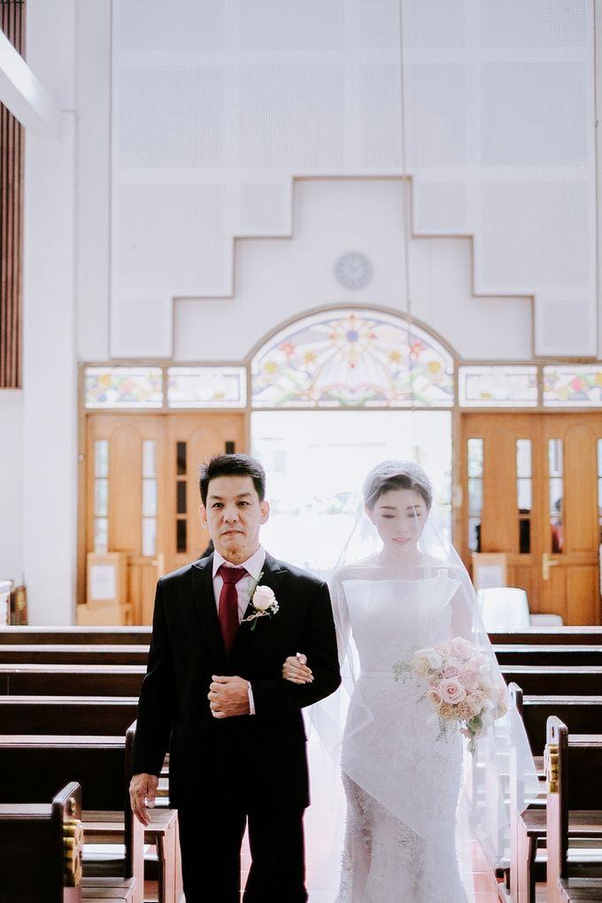 THE WEDDING OF REZHA & CILLA by Alluvio - 026