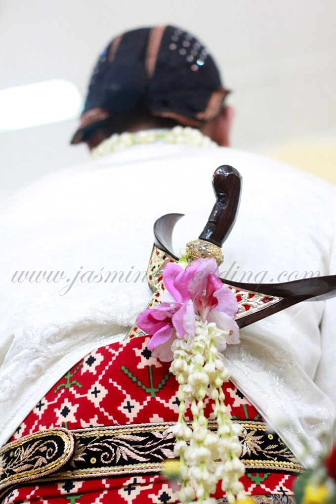 Tika & Hari's Wedding Blessing Ceremony by Jasmine Wedding Bali - 005