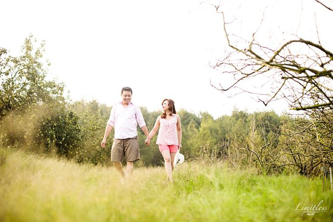 HENDY AND AMEL ENGAGEMENT PHOTOSHOOT by limitless portraiture - 034