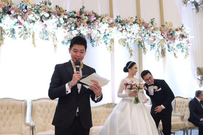 MC Wedding Nusantara Hall ICE BSD - Anthony Stevven by Anthony Stevven - 003