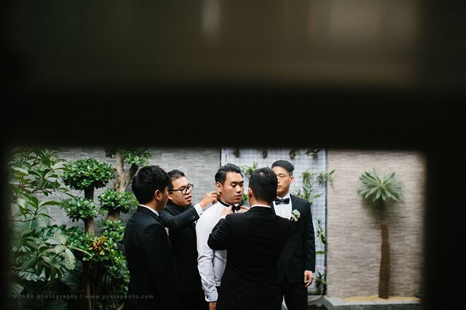 Daniel Ing | Surabaya Wedding by Carol by PYARA - 034