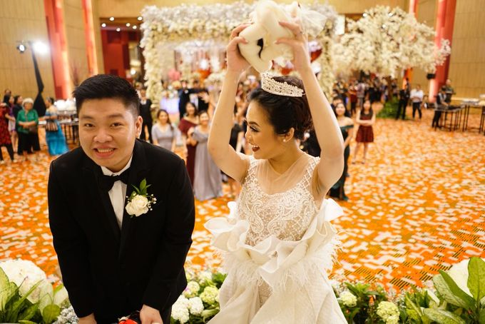 Wedding of Christopher & Fiona by Kana Entertainment - 003